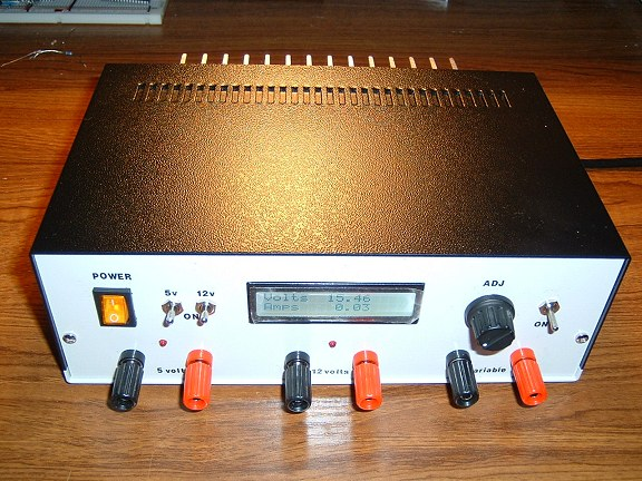 Bench Power Supplies RS Components