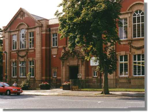 Wallasey Library